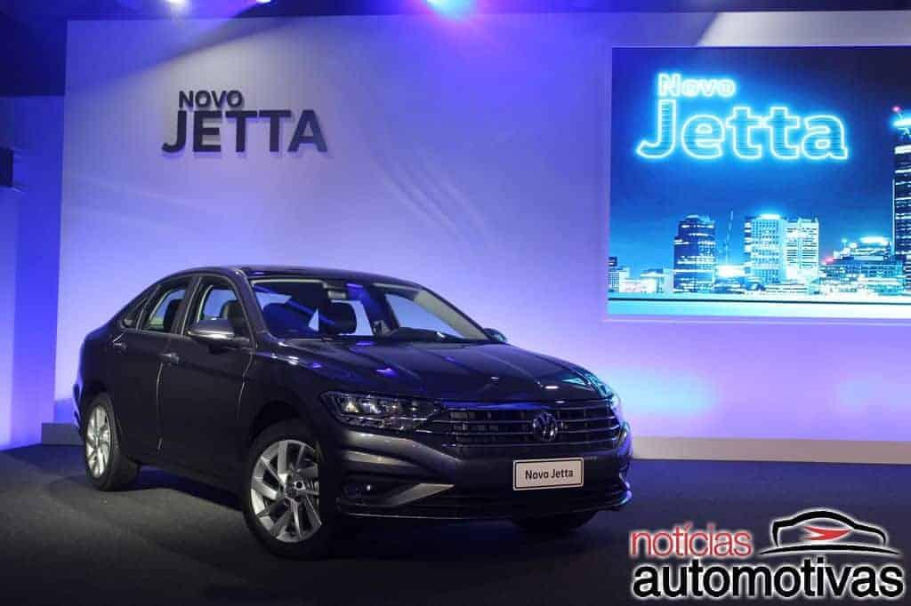 Novo Jetta 2019 parte de R$ 109.990 - Primeiras impressões