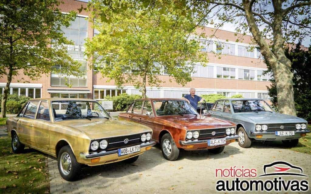 """Volkswagen comemora 50 anos de seu primeiro carro """"à água"""""""