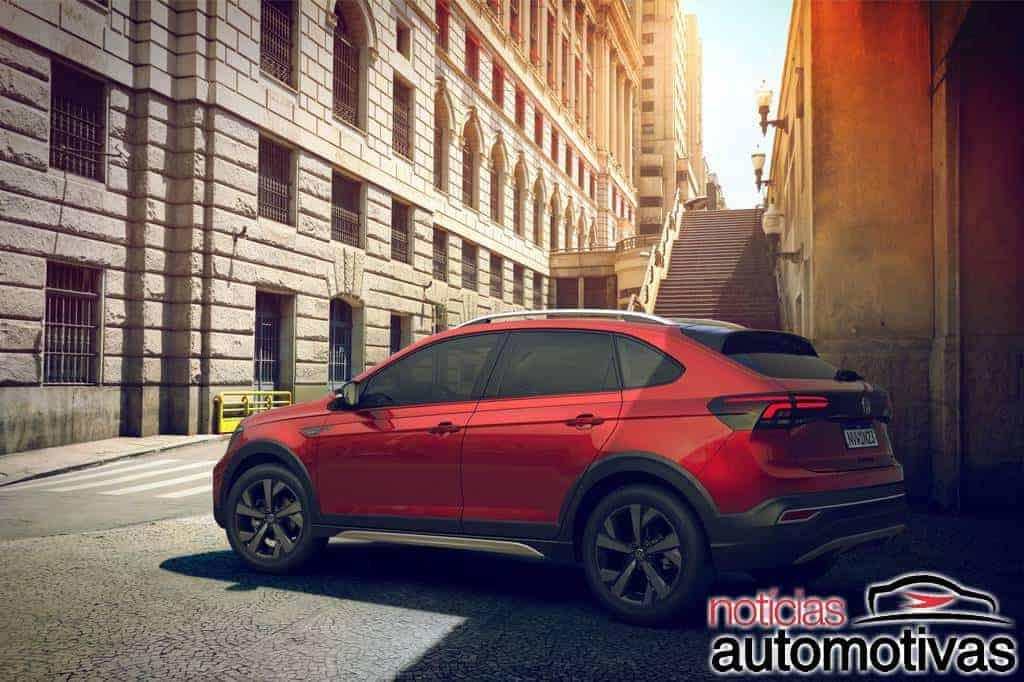 Volkswagen Nivus chega com estilo e conectividade no segundo semestre