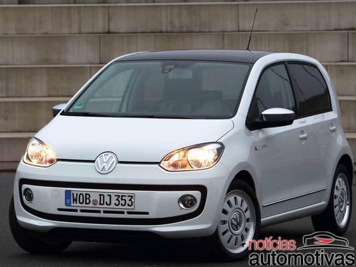 Próximo Volkswagen Up! terá câmbio automático