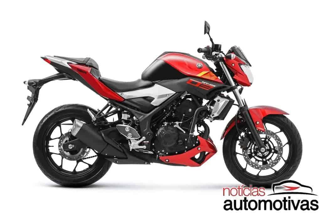 Yamaha MT-03 quer bater a Kawasaki Z300 a partir de R$ 18.790