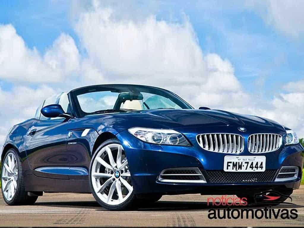 BMW Z4: veja os detalhes das 3 gerações e seus irmãos Z1, Z3 e Z8