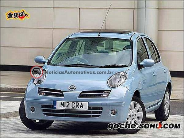 march Nissan Micra 2009?