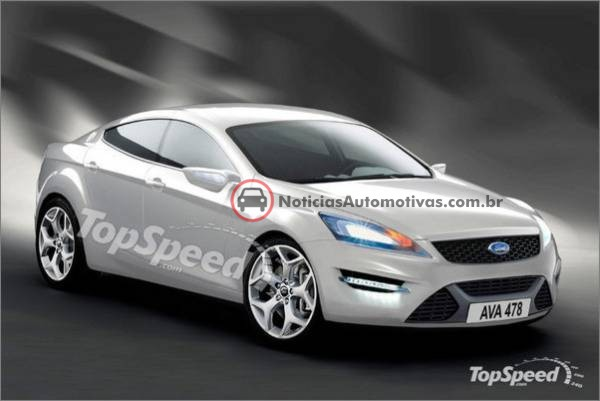 mondeo2010 Ford Mondeo Coupe 2012 chinês?