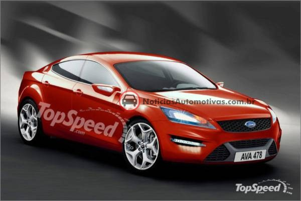 mondeo2012 Ford Mondeo Coupe 2012 chinês?